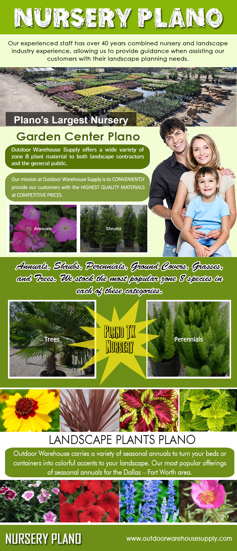 North Dallas Plants Wholesale