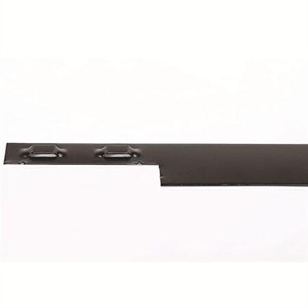 black steel edging