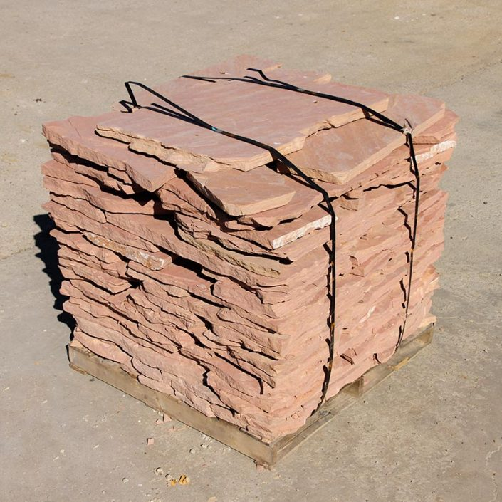 arizona rosa flagstone