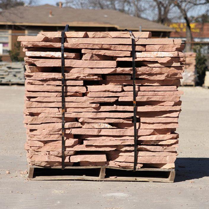 Arizona Rosa Flagstone Dallas Stone And Landscape Supply