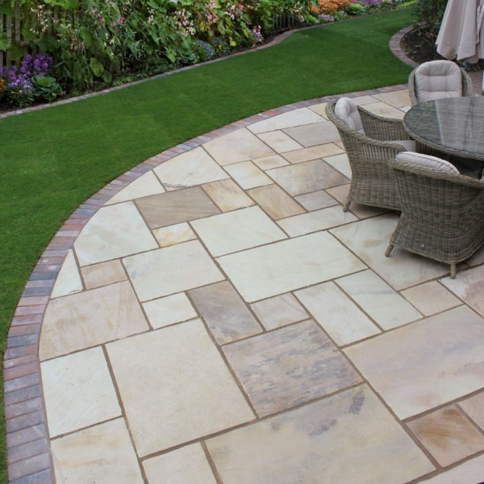 Natural Sandstone Pavers Dallas Stone And Hardscape Supply